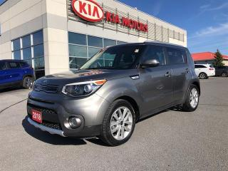 Used 2018 Kia Soul EX+ Auto for sale in Kingston, ON