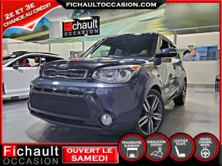 Used 2015 Kia Soul SX   **ROUES D'HIVER INCLUS** for sale in Châteauguay, QC