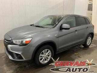 Used 2019 Mitsubishi RVR SE AWC AWD Mags Caméra Bluetooth for sale in Trois-Rivières, QC