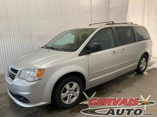 Used 2011 Dodge Grand Caravan SXT Stow N Go A/C Mags *7 Passagers* for sale in Trois-Rivières, QC