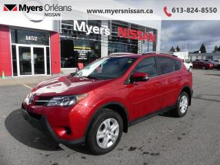 Used 2015 Toyota RAV4 LE FWD  - Bluetooth - $154 B/W for sale in Orleans, ON