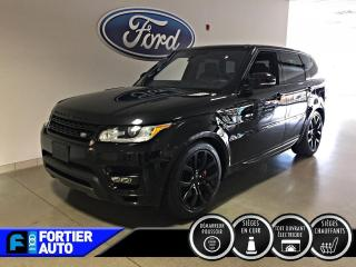 Used 2016 Land Rover Range Rover Sport Supercharged V8 4 portes 4RM for sale in Montréal, QC