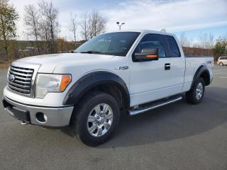 Used 2011 Ford F-150 XTR SUPER CAB, 4X4, V8, BTE 6.5P for sale in Vallée-Jonction, QC