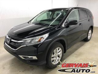 Used 2016 Honda CR-V SE AWD MAGS BLUETOOTH CAMÉRA *Traction intégrale* for sale in Trois-Rivières, QC