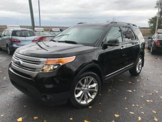Used 2012 Ford Explorer Xlt 4x4 groupe remorquage interieur en cuir!!! for sale in Carignan, QC