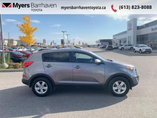 Used 2015 Kia Sportage LX  - $85 B/W for sale in Ottawa, ON