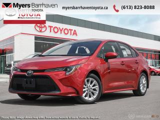 New 2020 Toyota Corolla LE Upgrade Package  - Sunroof - $157 B/W for sale in Ottawa, ON