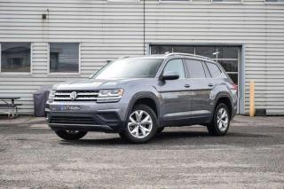 Used 2018 Volkswagen Atlas TRENDLINE for sale in Lasalle, QC