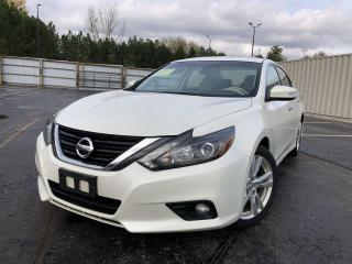 Used 2017 Nissan Altima SL 2WD for sale in Cayuga, ON