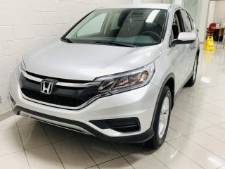 Used 2015 Honda CR-V SE 5 portes TI for sale in Chicoutimi, QC