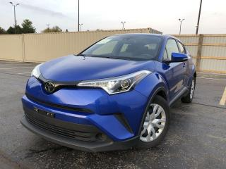 Used 2019 Toyota C-HR XLE 2WD for sale in Cayuga, ON