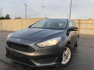 Used 2015 Ford Focus SE Hatchback 2WD for sale in Cayuga, ON
