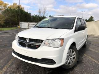 Used 2014 Dodge Grand Caravan SXT 2WD for sale in Cayuga, ON