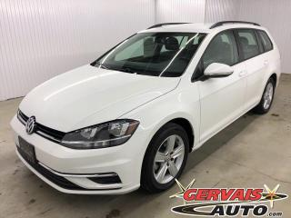 Used 2018 Volkswagen Golf Sportwagen 4Motion AWD MAGS BLUETOOTH CAMÉRA *Traction intégrale* for sale in Shawinigan, QC