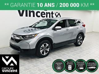 Used 2018 Honda CR-V LX AWD ** GARANTIE 10 ANS ** Affrontez l'hiver en tout sécurité! for sale in Shawinigan, QC