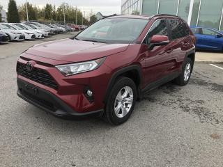 Used 2020 Toyota RAV4 XLE AWD-TOIT-CAMÉRA-APPLE CARPLAY-ANGLE MORT for sale in St-Eustache, QC