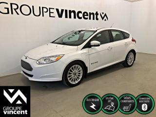 Used 2018 Ford Focus ÉLECTRIQUE ** BATTERIE EV GAR. 8 ANS/160 000 KM ** Occasion à saisir, véhicule électrique à bas kilométrage! for sale in Shawinigan, QC