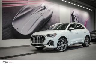 Used 2019 Audi Q3 TECHNIK - S-LINE - 2.0 TFSI - QUATTRO AWD for sale in Sherbrooke, QC