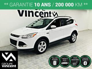 Used 2014 Ford Escape SE AWD ECOBOOST ** GARANTIE 10 ANS ** Offrez-vous un 4 roues motrices, à prix plus qu'abordable! for sale in Shawinigan, QC