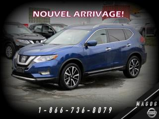Used 2017 Nissan Rogue SL AWD + PLATINE RESERVE + BOSE + NAVI! for sale in Magog, QC