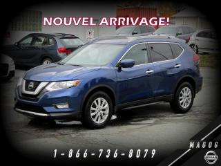 Used 2018 Nissan Rogue SV AWD + TECH + TOIT + CAMÉRA + NAVI! for sale in Magog, QC