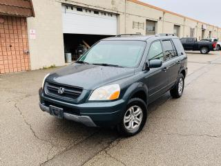 Used 2005 Honda Pilot EX-L | AWD | WITH SERVICE HISTORY for sale in Burlington, ON
