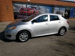 Used 2009 Toyota Matrix for sale in Mississauga, ON
