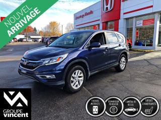 Used 2016 Honda CR-V SE AWD ** GARANTIE 10 ANS ** Élégant et bien équipé, vous serez en sécurité dans ce CR-V! for sale in Shawinigan, QC