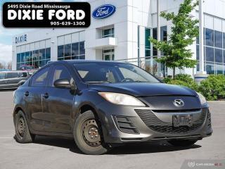 Used 2010 Mazda MAZDA3 GX for sale in Mississauga, ON