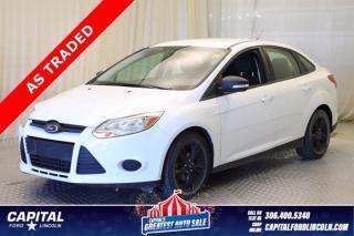 Used 2013 Ford Focus SE Sedan **New Arrival** for sale in Regina, SK