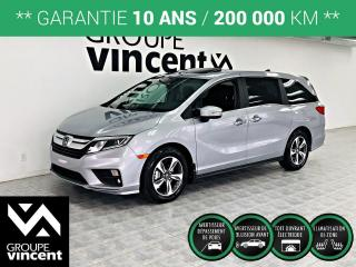 Used 2018 Honda Odyssey EX ** GARANTIE 10 ANS ** Transportez toute la famille dans le luxe et en tout confort! for sale in Shawinigan, QC
