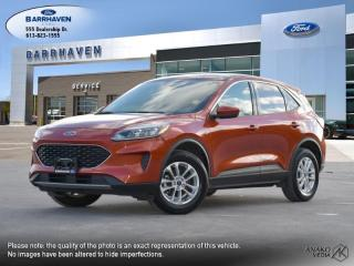 Used 2020 Ford Escape SE for sale in Ottawa, ON