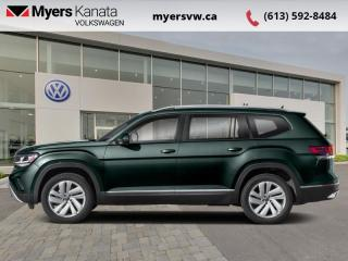 Used 2021 Volkswagen Atlas Comfortline 3.6 FSI  - Power Liftgate for sale in Kanata, ON