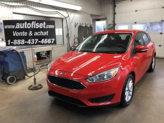 Used 2015 Ford Focus 5dr HB SE AUTOM. $54.93 par semaine+taxes for sale in St-Raymond, QC