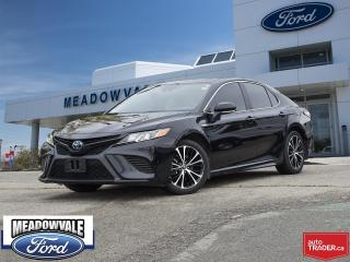Used 2019 Toyota Camry SE for sale in Mississauga, ON