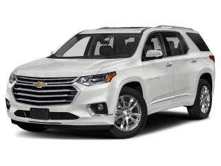 New 2020 Chevrolet Traverse Premier for sale in Carlyle, SK