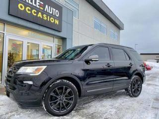 Used 2018 Ford Explorer XLT 4WD for sale in St-Georges, QC