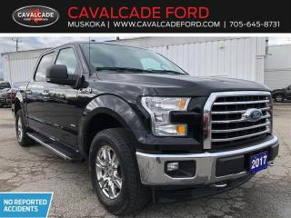 Used 2017 Ford F-150 XLT for sale in Bracebridge, ON