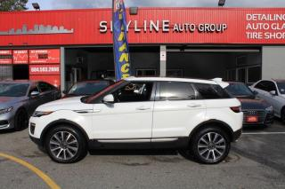 Used 2017 Land Rover Evoque 5DR HB HSE for sale in Surrey, BC