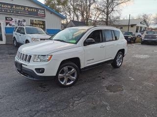 Used 2011 Jeep Compass LIMITED for sale in Madoc, ON