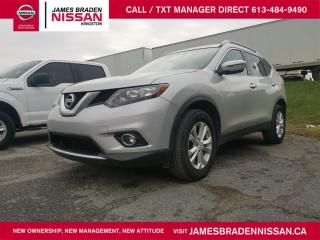Used 2016 Nissan Rogue SV for sale in Kingston, ON