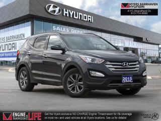Used 2015 Hyundai Santa Fe Sport LUXURY  - Sunroof - $147 B/W for sale in Nepean, ON