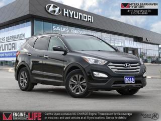 Used 2015 Hyundai Santa Fe Sport Luxury  - $147 B/W for sale in Nepean, ON