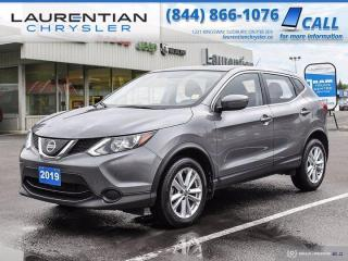 Used 2019 Nissan Qashqai S!!  HEATED SEATS!!  BACKUP CAMERA!!  AWD!! for sale in Sudbury, ON