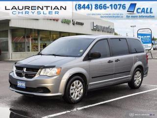 Used 2016 Dodge Grand Caravan CVP!!  STOW & GO!! for sale in Sudbury, ON