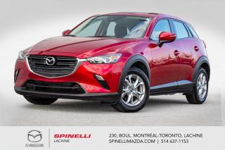 Used 2019 Mazda CX-3 GS AWD Sieges Chauffants Car Play Androit Auto Mazda CX-3 GS AWD 2019 for sale in Lachine, QC