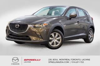 Used 2018 Mazda CX-3 GX Camera de Recule Bleutooth Mazda CX-3 2018 GX for sale in Lachine, QC