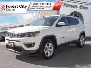 Used 2018 Jeep Compass NORTH for sale in London, ON