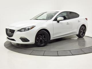 Used 2016 Mazda MAZDA3 BERLINE AUTOMATIQUE GX for sale in Brossard, QC