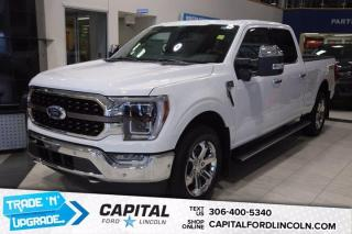 New 2021 Ford F-150 King Ranch for sale in Regina, SK